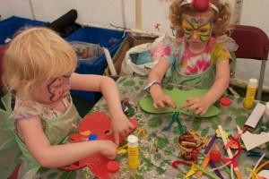 как вырастить креативного малыша