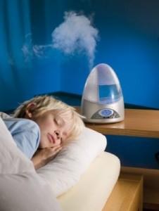 Увлажнение воздуха для здоровья ребенка