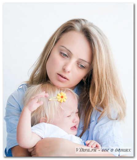 Отучить ребенка от рук
