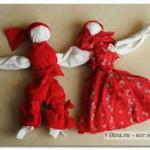 узелковые куклы