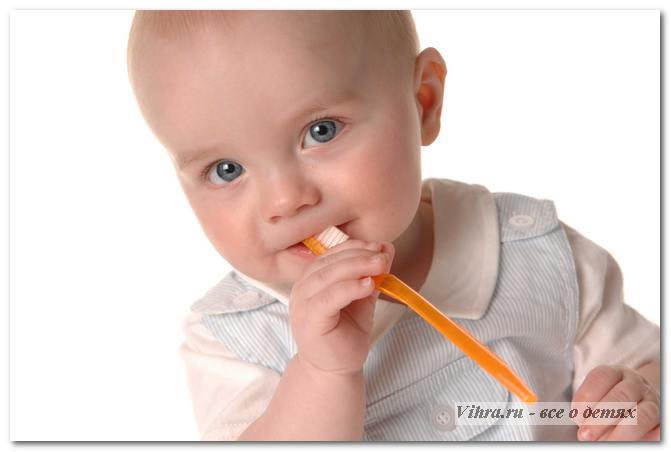 лечение зубов у детского стоматолога