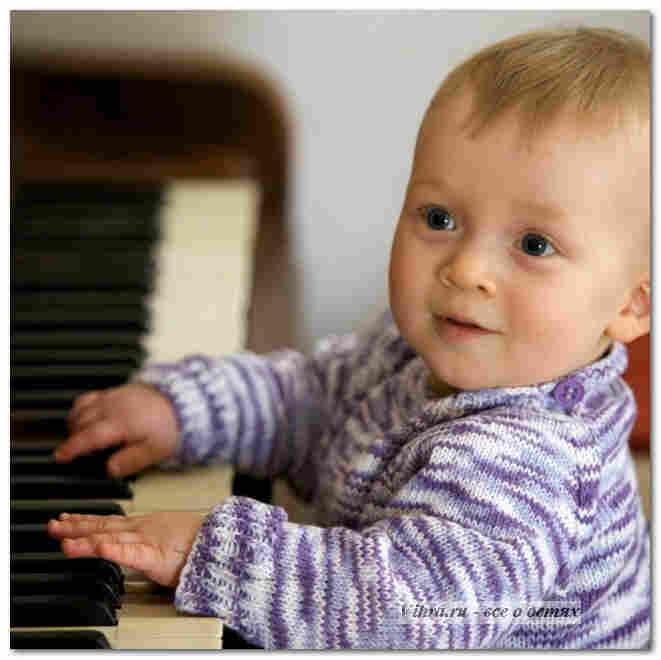 обучение музыке, развитие музыкального слуха